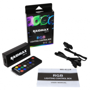 Raidmax RGB Lighting Hub