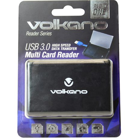 Volkano card reader