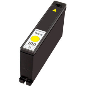 lexmark 100XL yellow