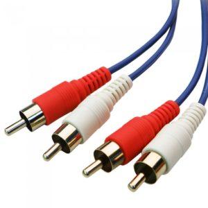 Cables, Adaptors & Connectors