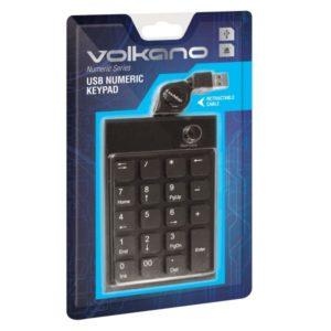 Volkano Numeric Series USB Numeric Keypad