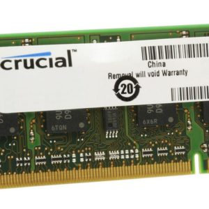 Crucial DDR2 Laptop Ram