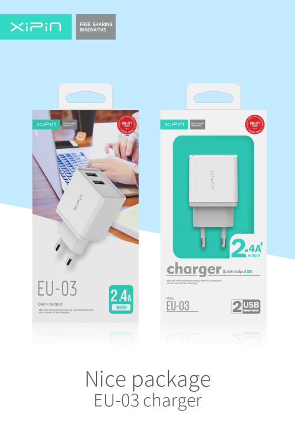 Wantech USB Charger