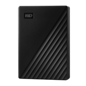 WD My Passport 4TB External HDD