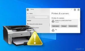 network printing